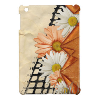Floral Daisy Blossoms Destiny Gardens Case For The iPad Mini