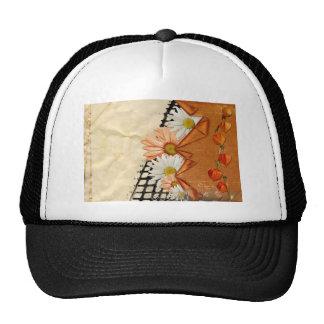 Floral Daisy Blossoms Destiny Gardens Trucker Hat