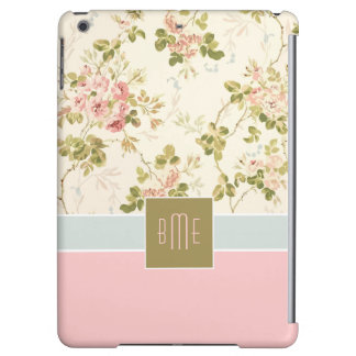 Floral Damask iPad Air Case