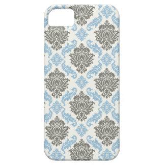 Floral Damask iPhone Case
