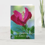 Floral Daughter-in-Law Mother's Day Card