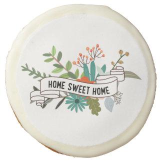 Floral de moda dulce casero del hogar el |