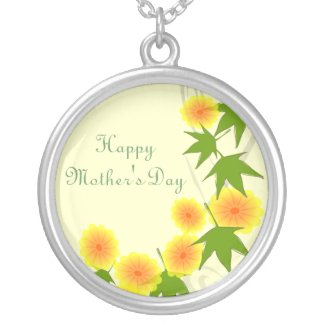 Floral Deco - Mother's Day Necklace necklace