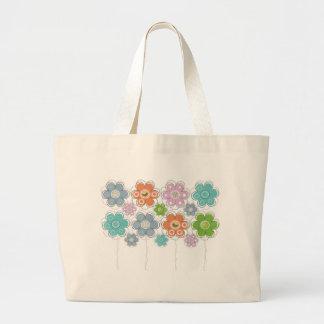 Floral Decor Bag