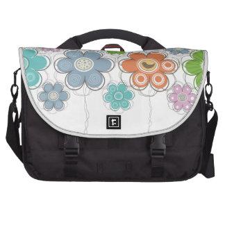 Floral Decor Bags For Laptop