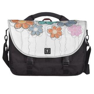 Floral Decor Bag For Laptop