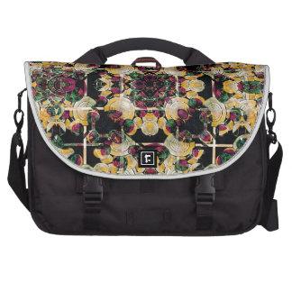 Floral Decorative Bags For Laptop