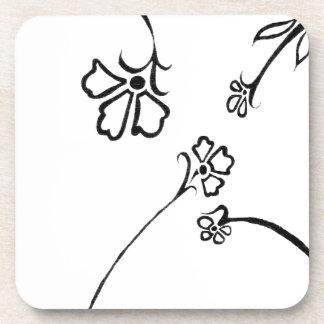 Floral delight coaster