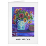 Floral Delight Greeting Cards