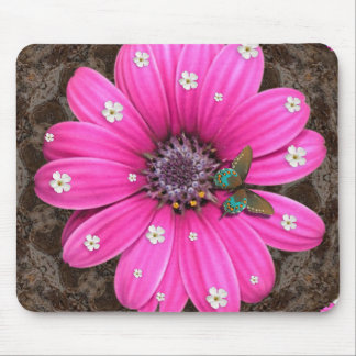 Floral Delight. Mouse Pad