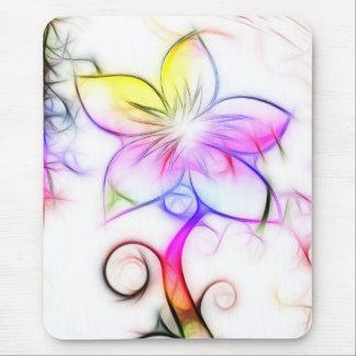 Floral Design 05 Mouse Pad