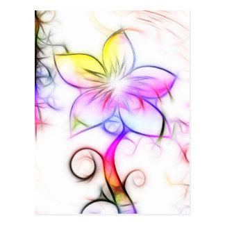 Floral Design 05 Postcard