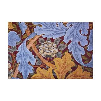 Floral Design Acanthus Vintage William Morris Canvas Print