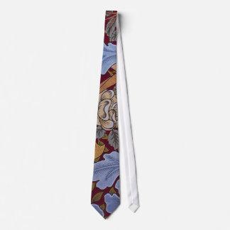 Floral Design Acanthus Vintage William Morris Tie