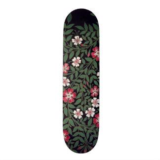 Floral Design by J. Owen, 1863 Custom Skateboard