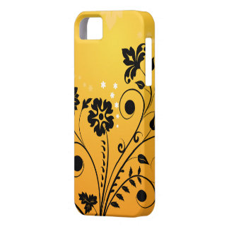 Floral Design iPhone 5 Cover
