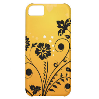 Floral Design iPhone 5C Covers