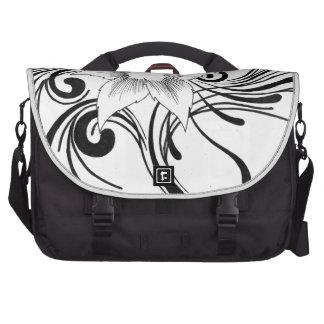 Floral Design Commuter Bag