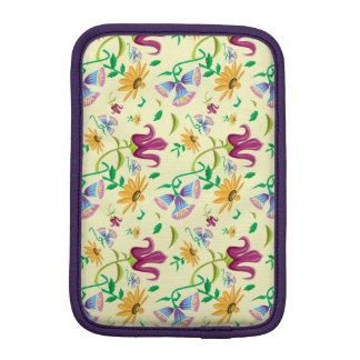Floral design Daisies, tulips assorted Flowers iPad Mini Sleeve