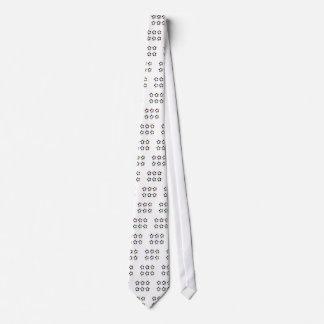floral design element tie