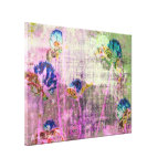 Floral Design Gallery Wrap Canvas