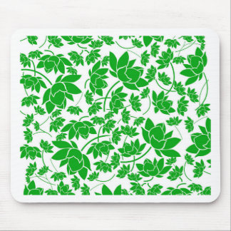 floral design.jpgLeafs natural Green Trees Earth Mouse Pad