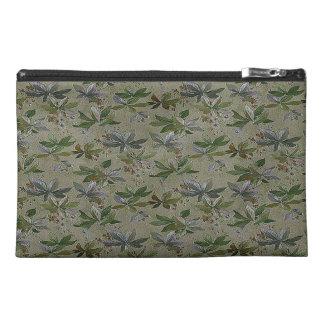 Floral Design Travel Accessory Bag
