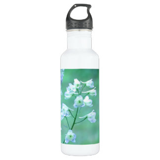 Floral Design Water Bottle