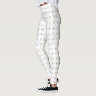 Floral designed leggings