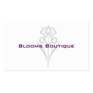 Floral Designer Business Cards