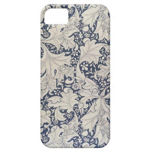 Floral Designer Patterned iPhone 5 Cases