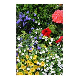 Floral display 2 stationery