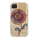floral doodle cases Case-Mate iPhone 4 cover