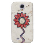 floral doodle cases galaxy s4 cases