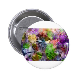 Floral Dream OF Beauty Button