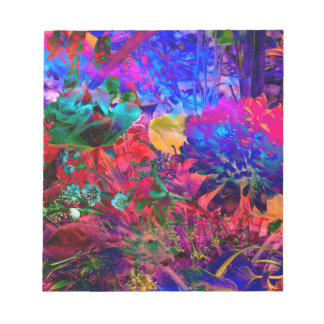 Floral Dream OF buzzer Notepad