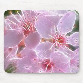 Floral Dreams 02 pink Mouse Pad