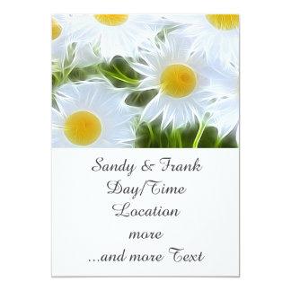 Floral Dreams 04 5x7 Paper Invitation Card