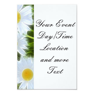 Floral Dreams 04 3.5x5 Paper Invitation Card