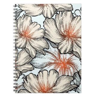 Floral Dreams #10 at Susiejayne Notebook