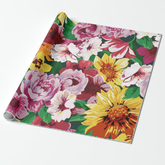 Floral Dreams #1 at Susiejayne Wrapping Paper