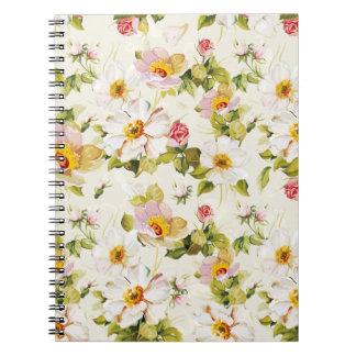 Floral Dreams #8 at Susiejayne Notebook