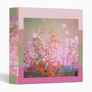 Floral Dreams Binder