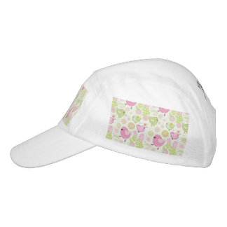 Floral Easter Chicks Hat