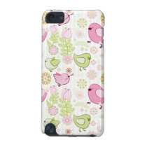 Floral Easter Chicks iPod Touch 5G Cover