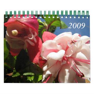 Floral el suyo, calendario 2009