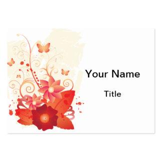 Floral Elegance Business cards