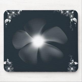 Floral Elegance Mouse Pad