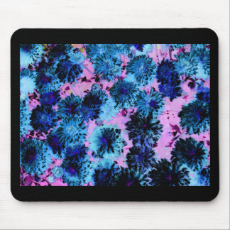 Floral Enigma 5 ( a lighter variation of Enigma 3) Mouse Pad