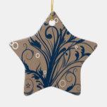 Floral Ensemble design Christmas Tree Ornaments